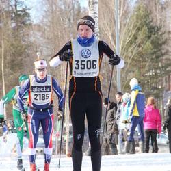 Skiing 90 km - Jacob Halvarsson (2185), Asbjørn Slagtern Fjellvåg (3506)