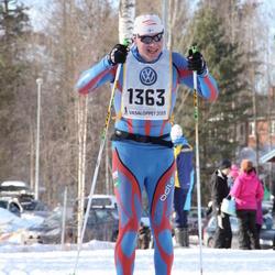 Skiing 90 km - Jani Pekurinen (1363)