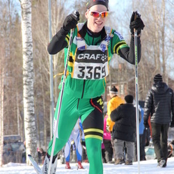 Skiing 90 km - Asgeir Bakken Rognstad (3369)