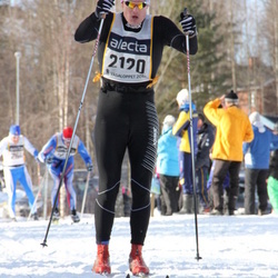 Skiing 90 km - Arne Jörgen Arnesen (2120)