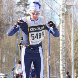 Skiing 90 km - Daniel Lundgren (5484)