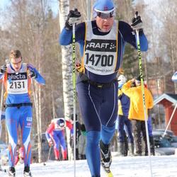 Skiing 90 km - Alexander Sjögren (2131), Svein Arne Nakken (14700)