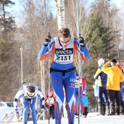 Skiing 90 km - Alexander Sjögren (2131)