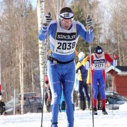 Skiing 90 km - Ragnar Crona (2038), Anders Hell (2171)