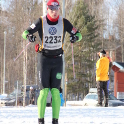 Skiing 90 km - Anders Storhaug Heen (2232)