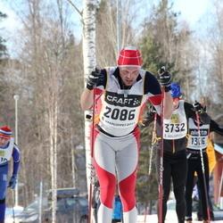Skiing 90 km - Fredrik Ström (2086), Martin Rasböl Andersen (3732)