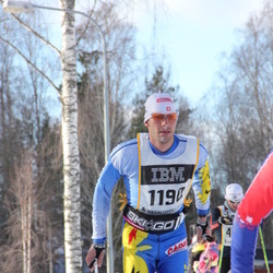 Skiing 90 km - Jean Baptiste Droz-Vincent (1190)