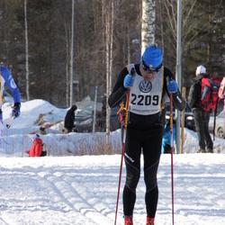 Skiing 90 km - Andrea Marchetti (2209)