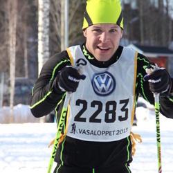 Skiing 90 km - Anders Bergvall (2283)