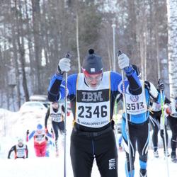 Skiing 90 km - Alexander Solovov (2346)