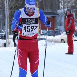 Skiing 90 km - Daniel Ljungkvist (4597)