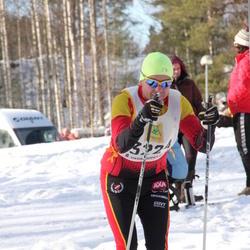 Skiing 90 km - Fredrik Schollin-Borg (3224)
