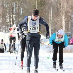Skiing 90 km - Jan-Erik Töyrä (2261)