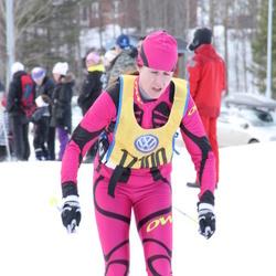 Skiing 90 km - Catharina Ramhult (17100)