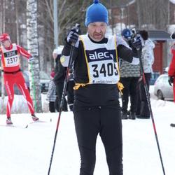 Skiing 90 km - Henrik Larsson (3405)