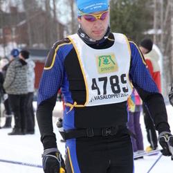Skiing 90 km - Adamir Huguenin (4789)