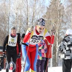 Skiing 90 km - Christer Ahlberg (3910)