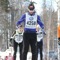Skiing 90 km - Christian Sörqvist (4258)
