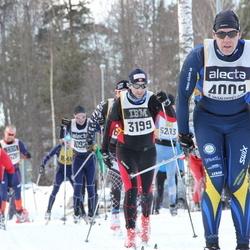 Skiing 90 km - Eivind Olsen (3199), Staffan Olsson (4009)