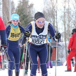 Skiing 90 km - Anders Forsgren (10921)