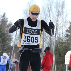 Skiing 90 km - Charles Dornier (3609)