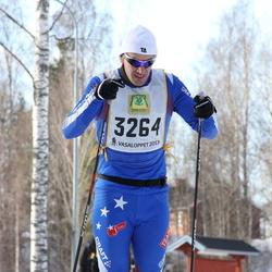 Skiing 90 km - Anders Bergvall (3264)