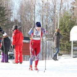 Skiing 90 km - Henrik Ejderholm (4148), Björn Aiff (15144)