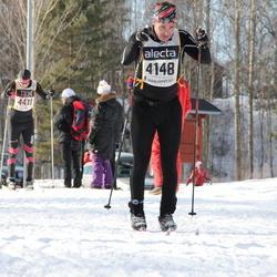 Skiing 90 km - Henrik Ejderholm (4148)