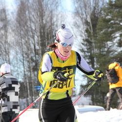 Skiing 90 km - Jana Hönig (18847)