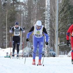 Skiing 90 km - Björn Kåre Gjerde (3469), Lars Olav Jensen (4691)