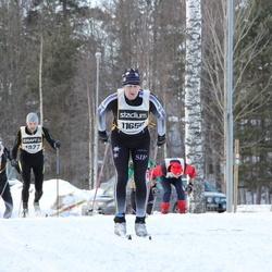 Skiing 90 km - Christer Eriksson (11650)