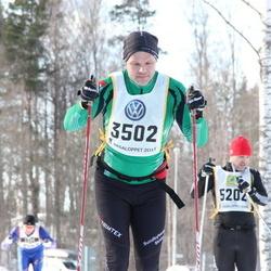 Skiing 90 km - Henrik Elmefur (3502)