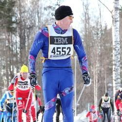 Skiing 90 km - Erik Nordlund (4552)