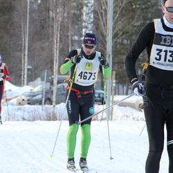 Skiing 90 km - Arve Lid (3135)
