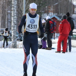 Skiing 90 km - David Martinsson (4311)