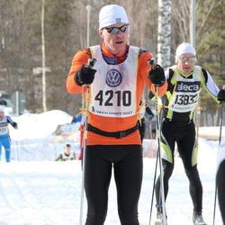 Skiing 90 km - Fredrik Olofsson (4210)