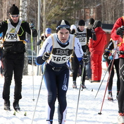 Skiing 90 km - Iain Moore (3654), Frode Amdam (15359)