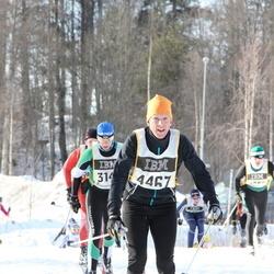 Skiing 90 km - Fredrik Södergren (4467)