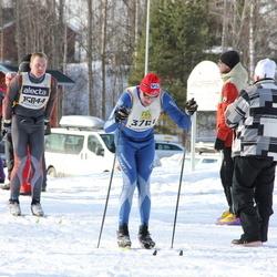 Skiing 90 km - David Pettersson (3761)