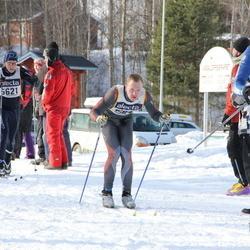 Skiing 90 km - David Pettersson (3761), Rickard Nilsson (15844)