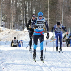 Skiing 90 km - Arne Eik (4898)