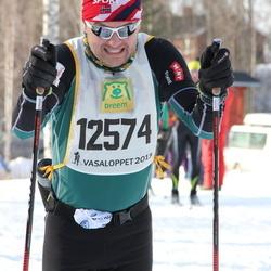 Skiing 90 km - Christian Anholt (12574)