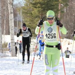 Skiing 90 km - Henrik Johansson (4256)