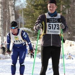 Skiing 90 km - Henrik Lundbäck (5173)