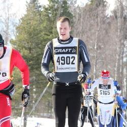 Skiing 90 km - Björn Evers (4902)