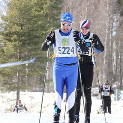 Skiing 90 km - Christer Pettersson (5224)