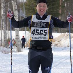 Skiing 90 km - Anders R. Karlsson (4565)