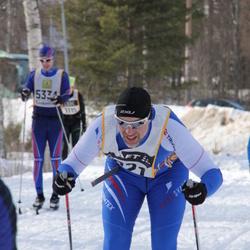 Skiing 90 km - Henrik Svensson (4921)