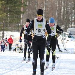 Skiing 90 km - Anders Jorholm (4604)