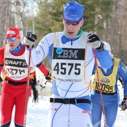 Skiing 90 km - Mats Jansson (4575), Henrik Hagberg (13714)